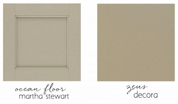 gray green kitchen cabinet colors