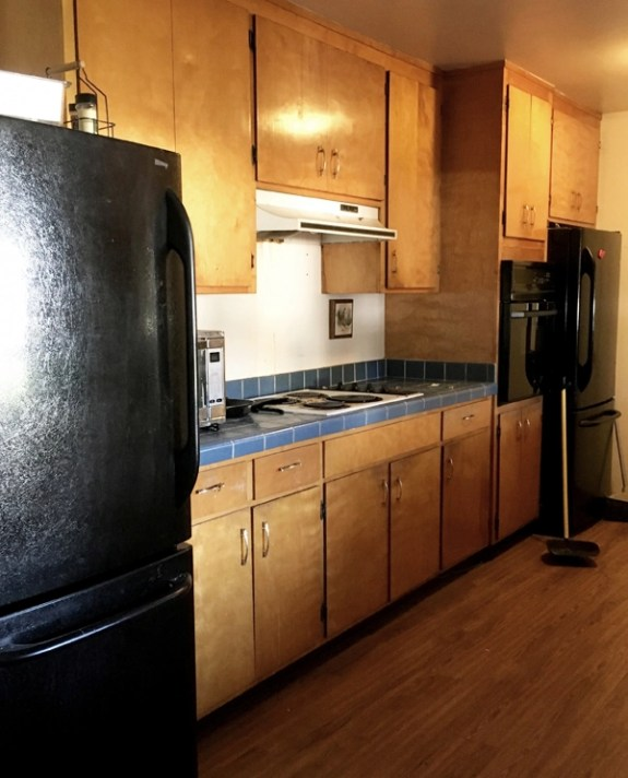 Galley Kitchen Remodels Before And After: Galley Kitchen Remodel