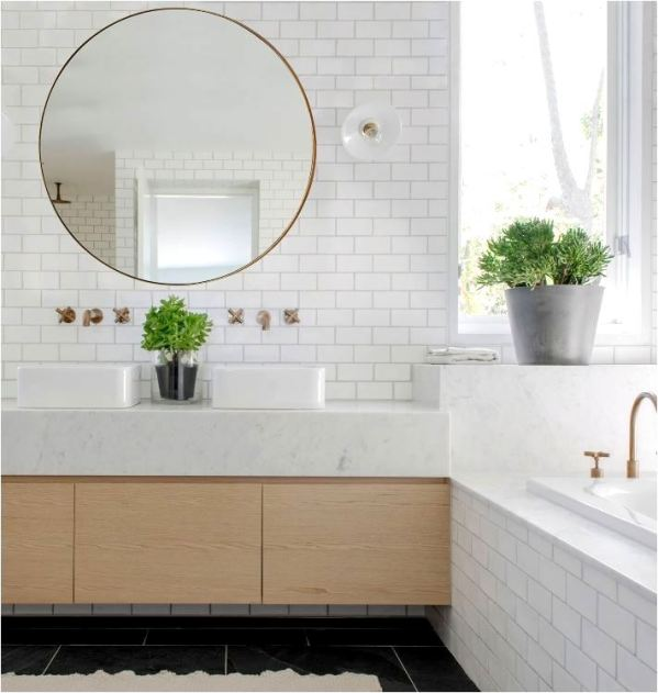 Trendspotting: Thin Frame Round Mirrors