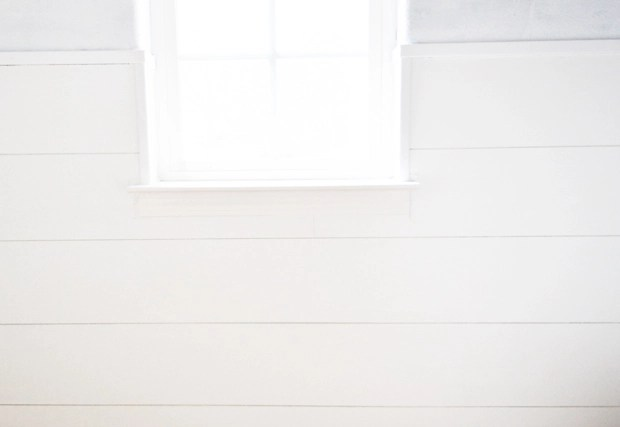 cheap easy shiplap
