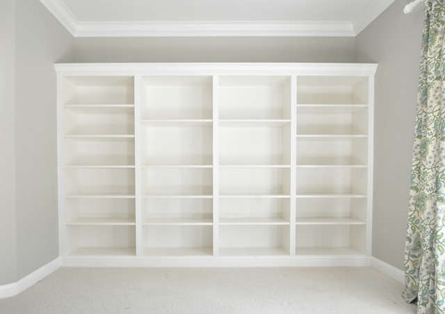 Ikea Billy Lage Boekenkast.From Billys To Built Ins Centsational Style