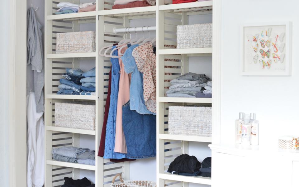 closet slider