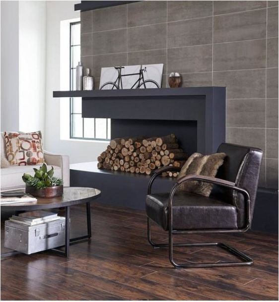 Fireplace design considerations centsational style for Timeless fireplace designs