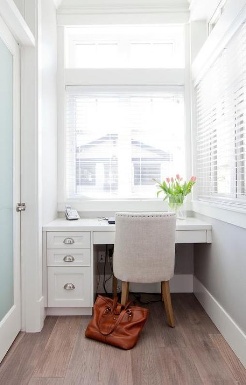 Window Desk Ideas Centsational Style