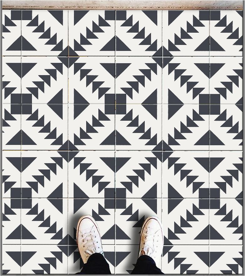 patterned peel stick flooring