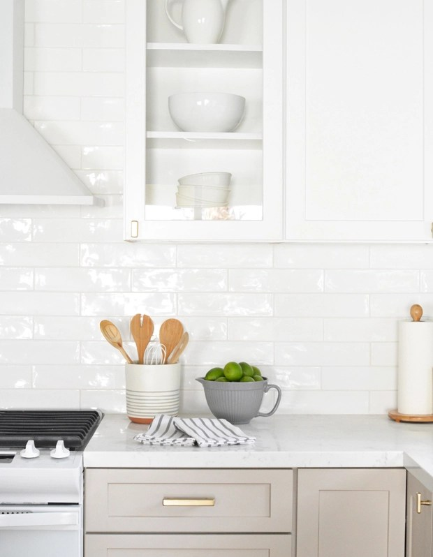 Diy Subway Tile Installation Centsational Style