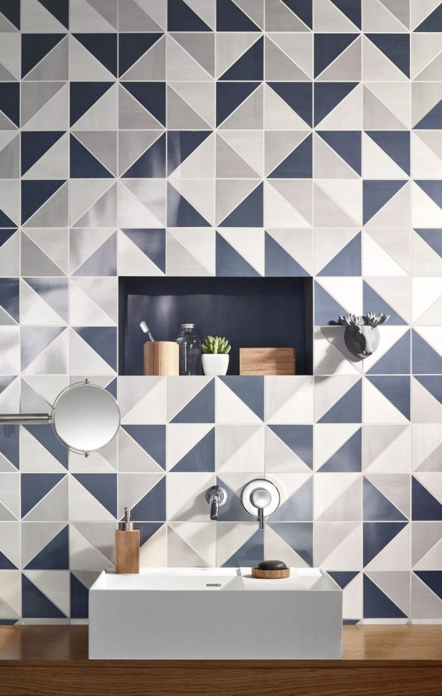 Creative Tile Patterns with Basic Shapes | Centsational Style