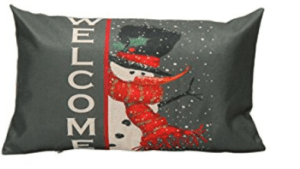 Holiday Pillow Covers Under $5.00 CentsibleChateau.com