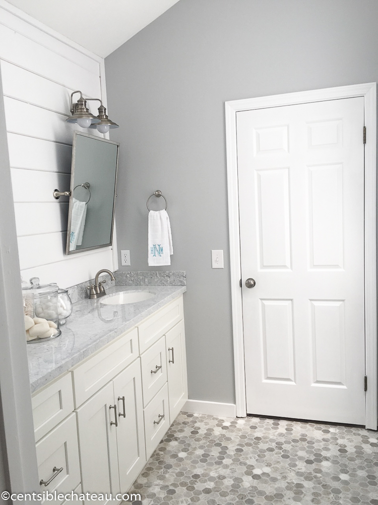 How to Remodel Your Master Bathroom on a Budget CentsibleChateau.com