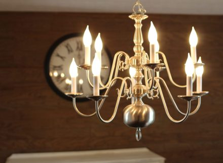How to Choose LED Lighting for Your Home at CentsibleChateau.com