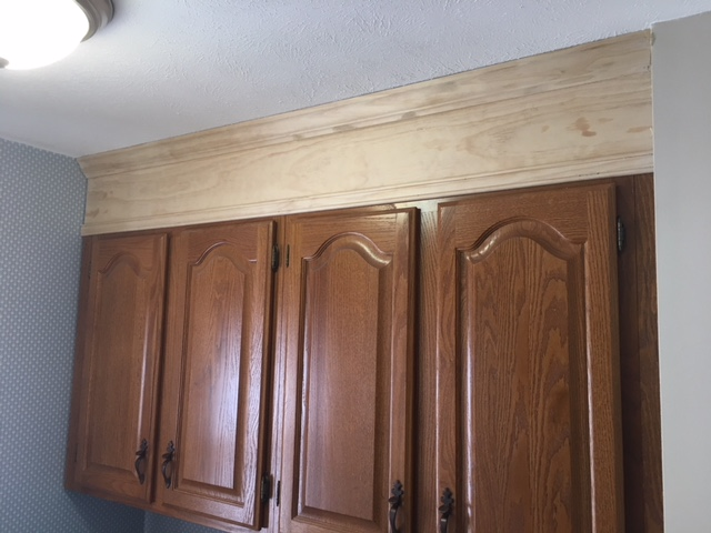 How To Extend Your Cabinets To The Ceiling In Under An Hour For 20