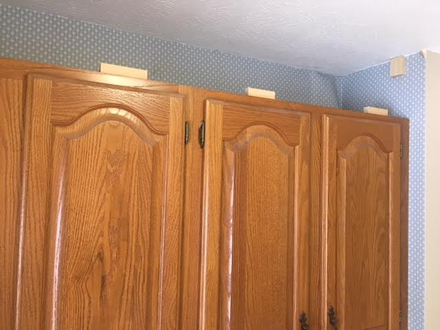 Step 1: how to extend your cabinets