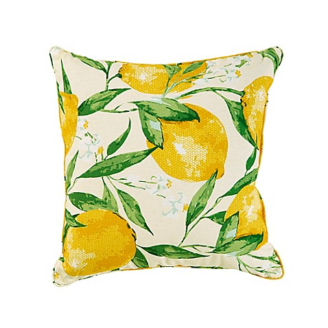 farmhouse lemon decor faux lemons