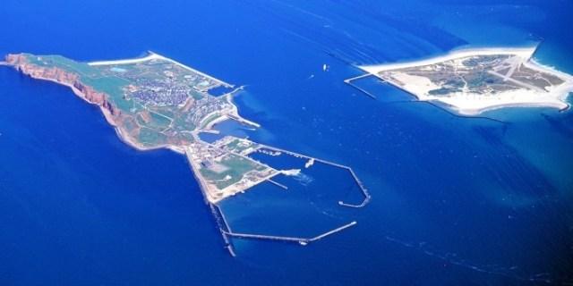 Helgoländer stimmen über Inselvergrößerung ab