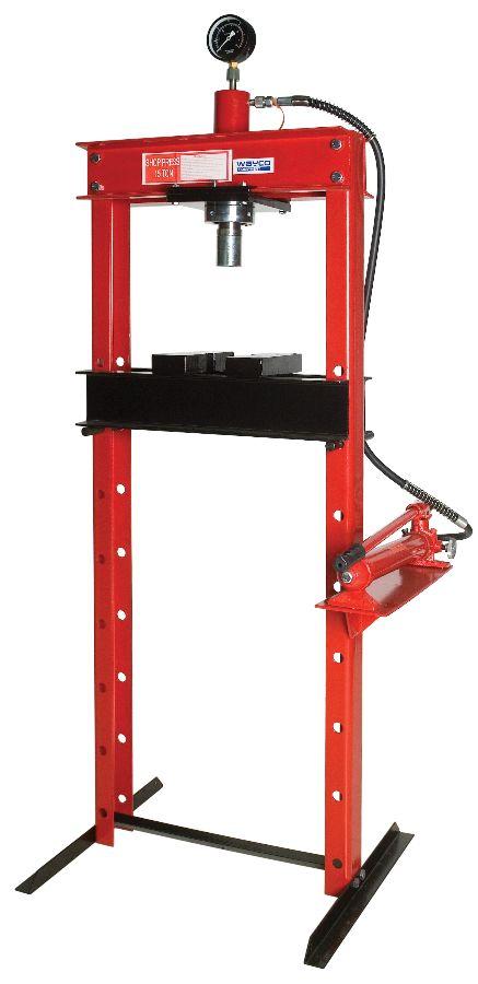 15 ton hydraulic shop press