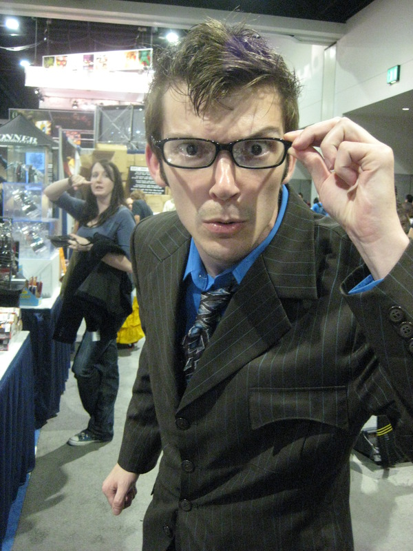 Doctor... Tennant?