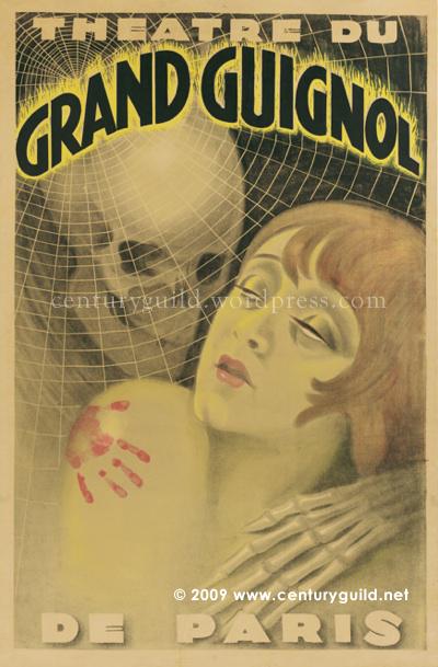 Grand Guignol, c 1920