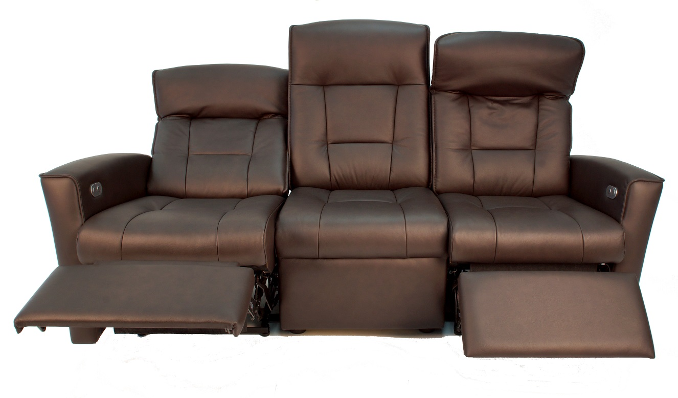 Fjords Ulstein Power Reclining Sofa The Century House