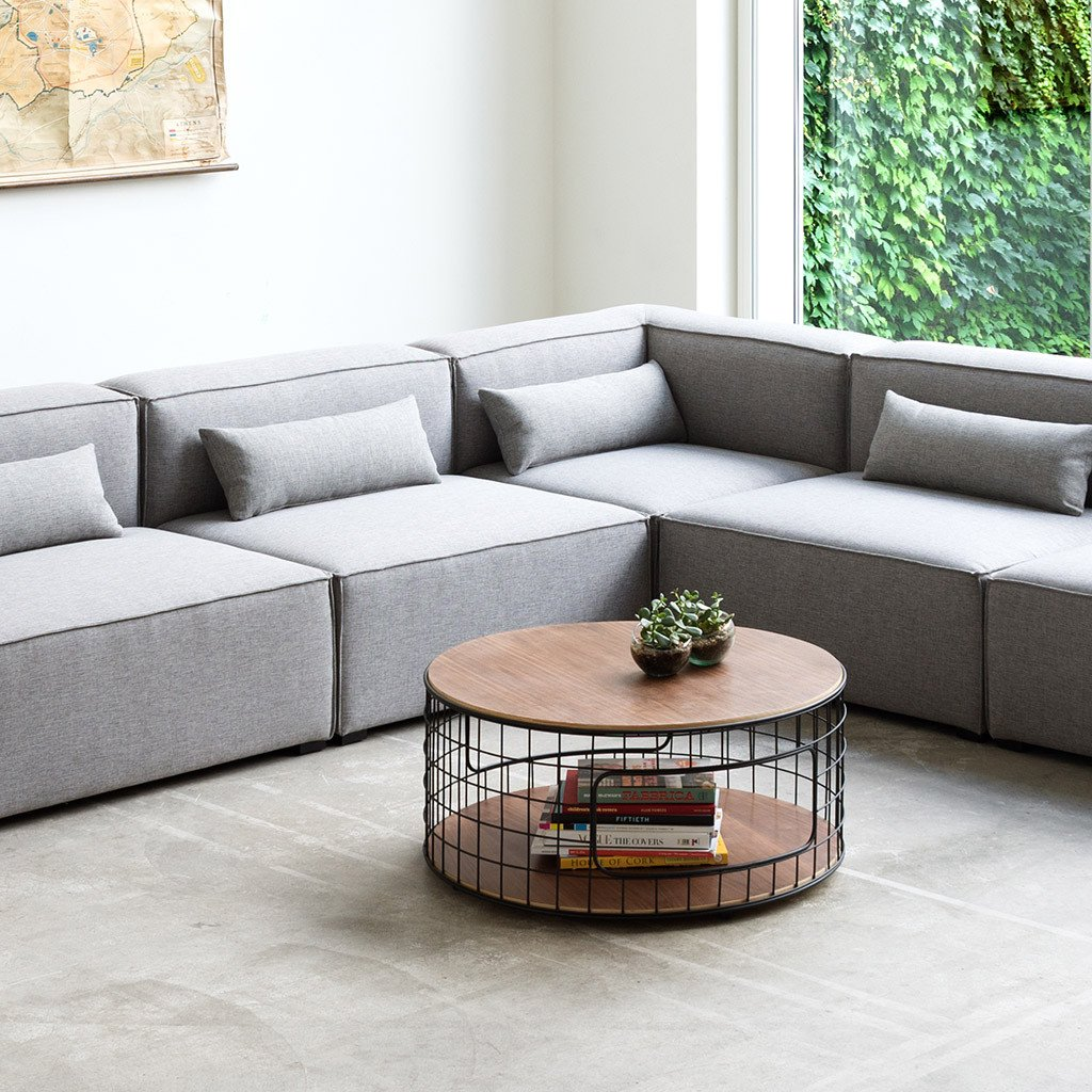 Gus Mix Modular Sectional 5 Pieces The Century House Madison Wi