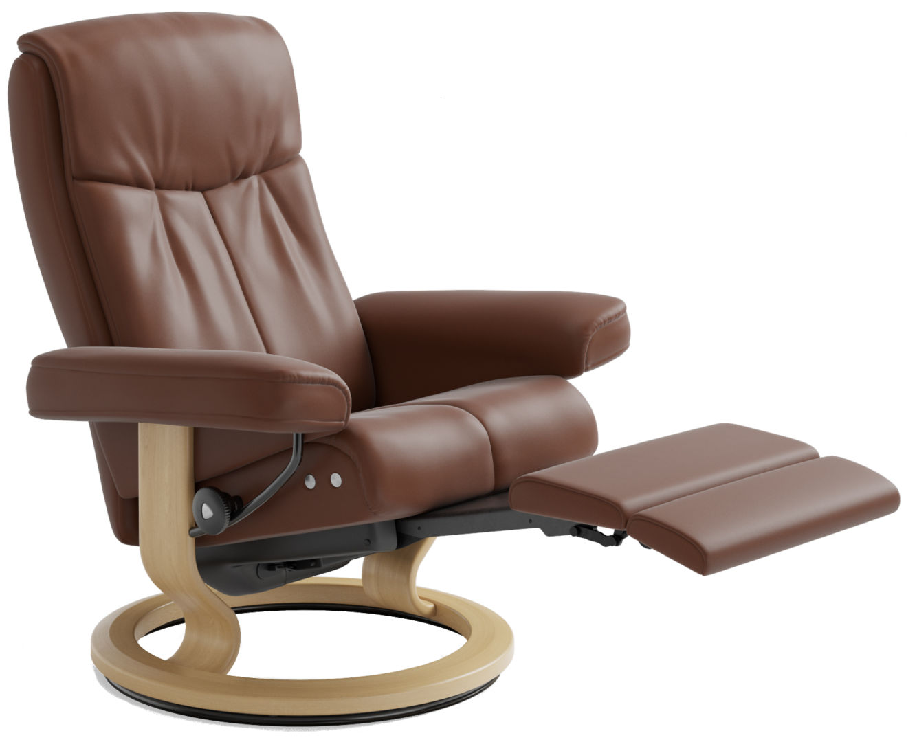 Stressless Peace Chair With LegComfort The Century House Madison WI