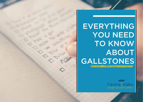 Everything You Need to Know About Gallstones
