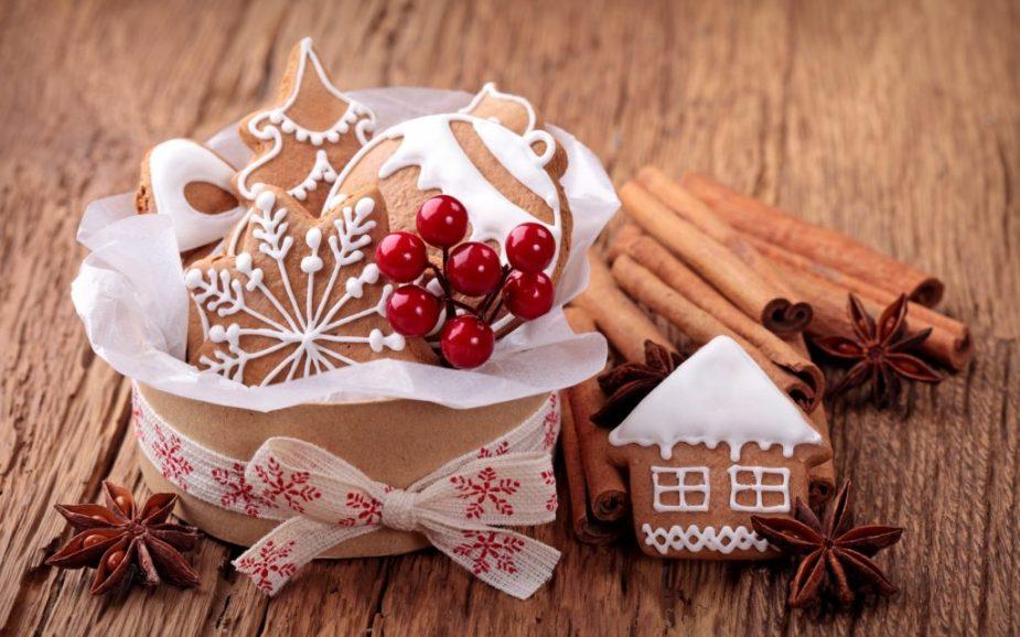 Desserts pour menus de Fêtes Petit Budget, cookies décorés
