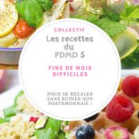 #FDMD ~ les recettes du Défi #5