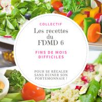 #FDMD ~ les recettes du Défi #6