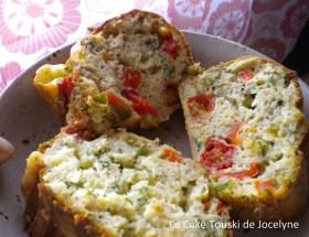 Cake Touski : recette Fins de Mois Difficiles pour le Challenge #FDMD et recette spéciale anti-gaspillage alimentaire. En cuisine, on ne jette rien ! #FDMD