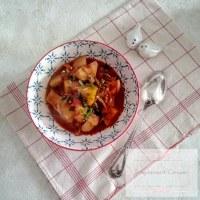 Goulash de pommes de terre