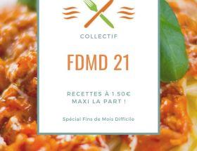 Recettes Fins de Mois Difficiles : #FDMD édition 21