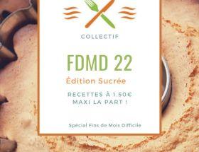 Recettes Fins de Mois Difficiles : #FDMD édition 22