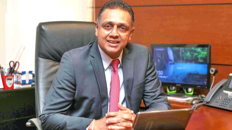 Leading the Charge for Change – Thimal Perera