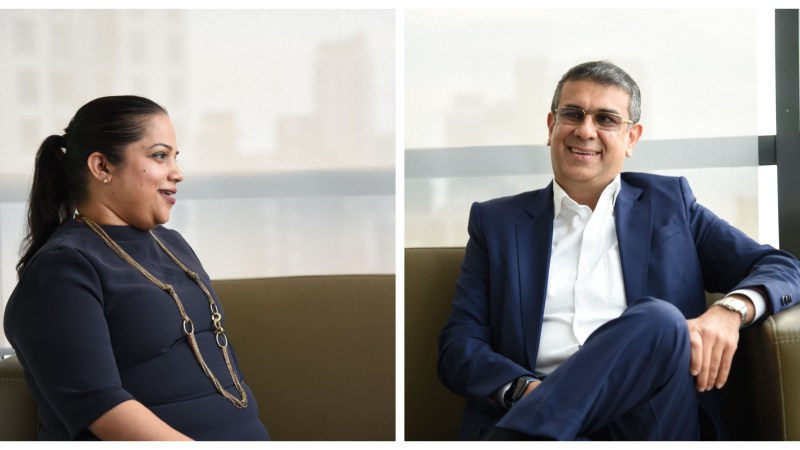 Revolutionising the Health Space – Nikhil Advani, CEO of AIA Sri Lanka & Shevanthie De Alwis, Head of Marketing of AIA Sri Lanka