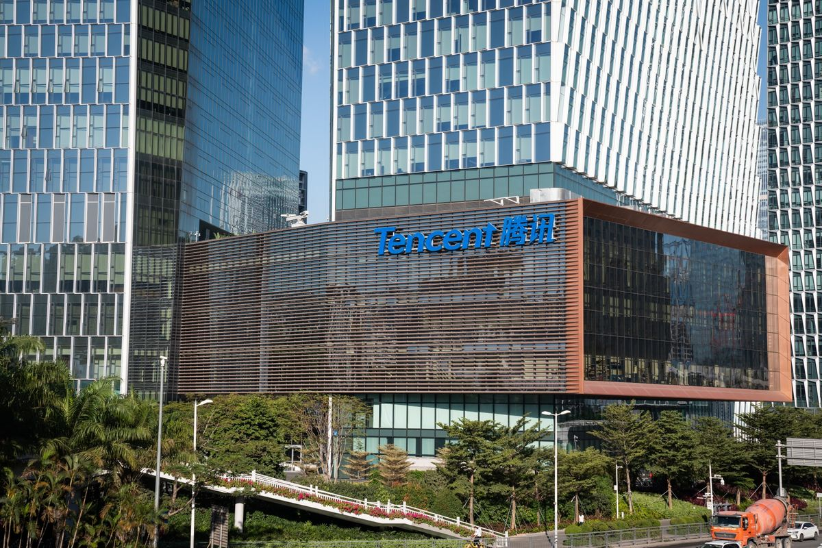 Tencent Faces Broad China Clampdown on Fintech, Deals