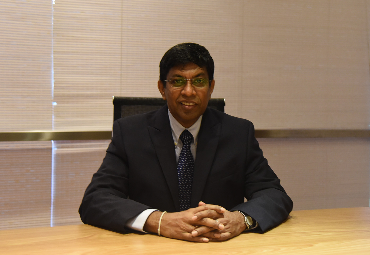 High Quality Gourmet Meals – Lalith Withana, CEO of SriLankan Catering