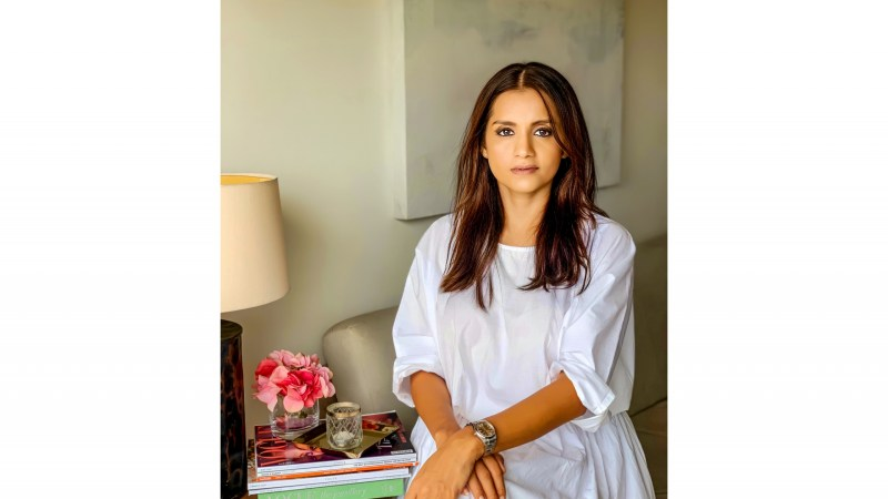 The Touch of an Artist, the Finesse of a Designer – Minha Musheen, Founder of The Living Concept