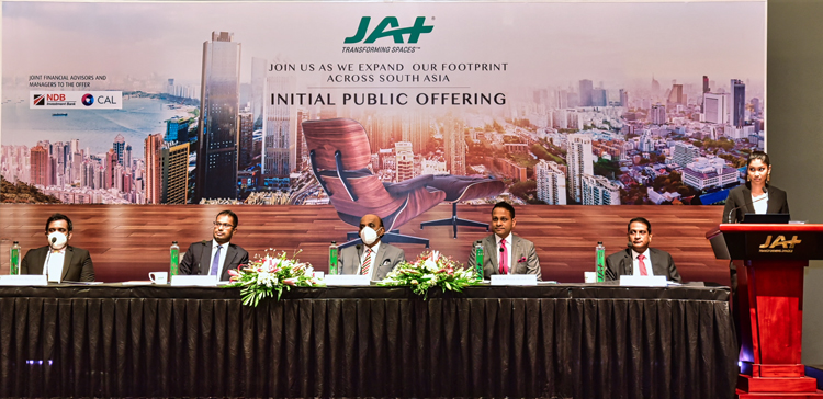 JAT Holdings concludes virtual investor forum for upcoming IPO