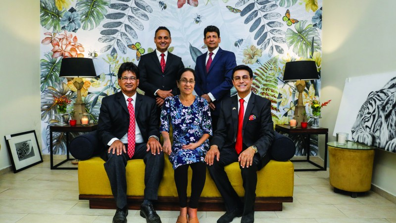 From Inspiring Visions to Decades of Proficient Victory   – Thilanka Hotels & Resorts – Chandra Goonewardena, Gamini Goonewardena, Tissa Goonewardena, Jeff M. Goonewardena, and Thanuj Goonewardena