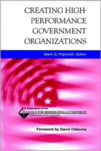 Creating High Performance Organizations- Practices and Results of Employee Involvement and TQM in Fortune 1000 Companies