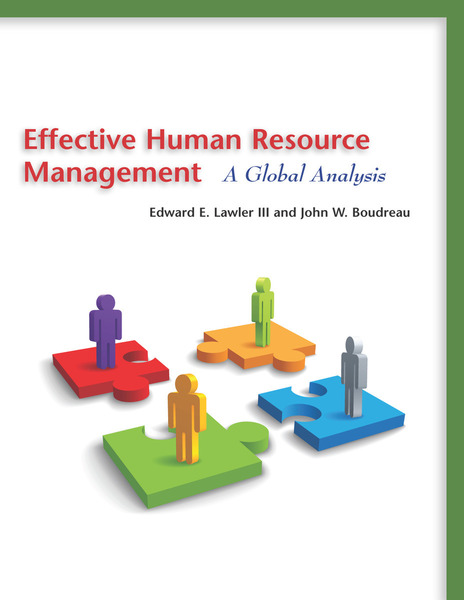 Effective Human Resource Management: A Global Analysis