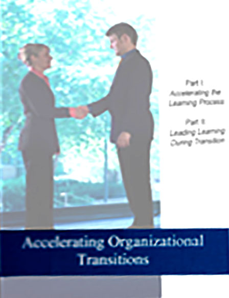 Accelerating Organizational Transition