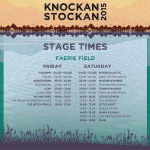 knockanstockan stage times four