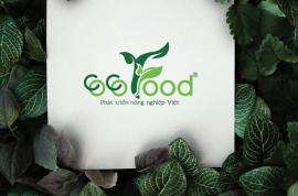 Bộ nhận diện thương hiệu nông sản sạch Cocofood