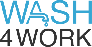 WASH4work logo