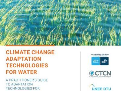 climate change adaptation tech