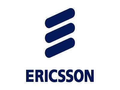 LM Ericsson Logo