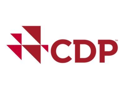 CDP Global Water Report 2016