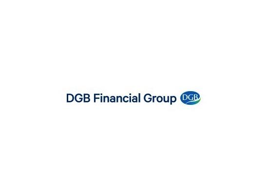 dgb financial group communication on progress