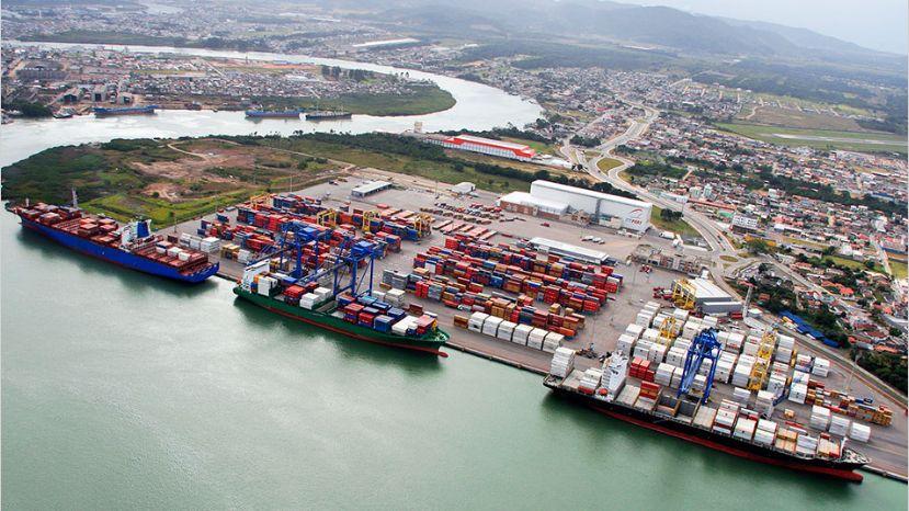 Detectan estrés en el sistema portuario